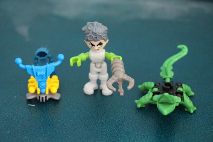 Les 3 jouets