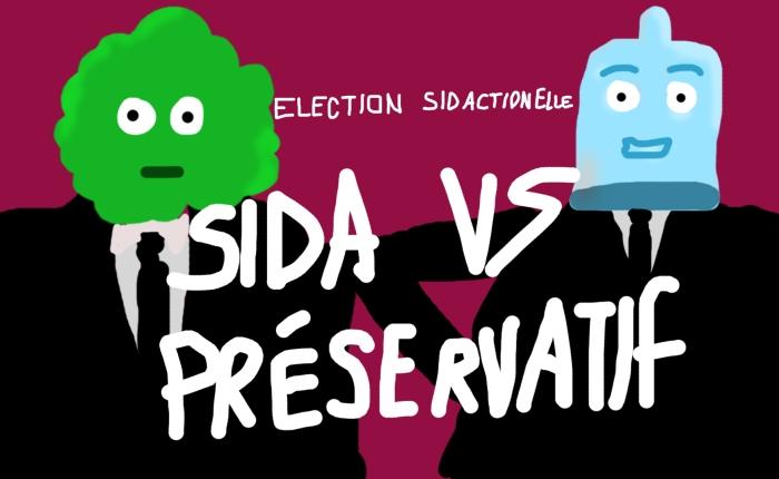 Sida VS Préservatif(vidéo)