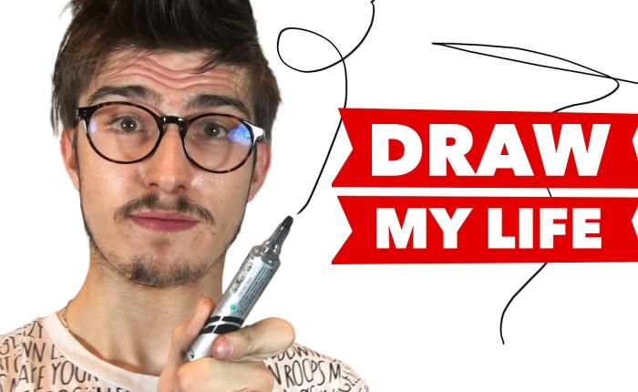 Nouvelle vidéo DRAW MYLIFE